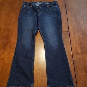Old Navy Size 16 Short Curvy Jeans